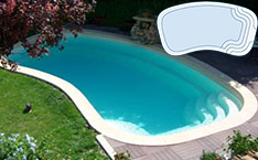 Piscine Coque Originale 3