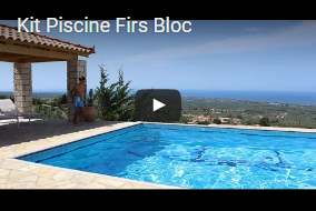 Video Montage Kit Piscine Astral first bloc