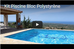Video Montage Kit Piscine Bloc Polystyrène